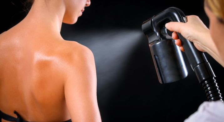 How To Spray Tan At Home